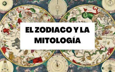 Descubre la relación entre el zodiaco y la mitología