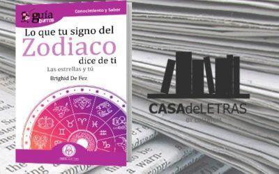 El 'GuíaBurros: Lo que tu signo del zodiaco dice de ti' en Casa de Letras